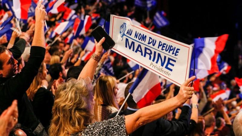 Мировая элита боится сюрприза на французских выборах