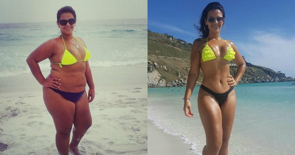 Бразильская инстаграм-звезда похудела на 45 килограммов, но все еще чувствует себя толстой