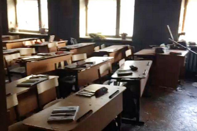 Школа в Улан-Удэ вновь начала работать после нападения