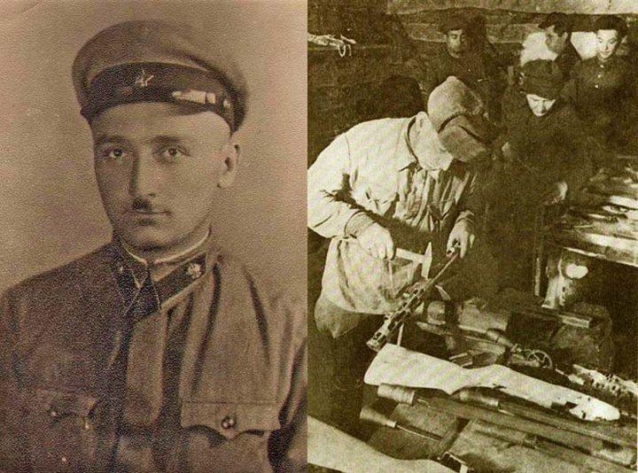 Партизанский Левша Тенгиз Шавгулидзе