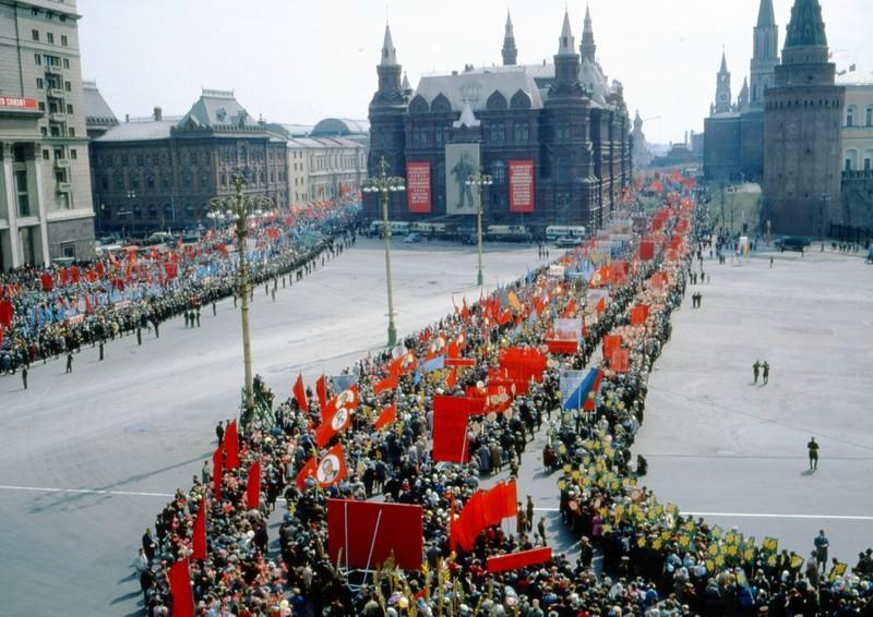 Закари Хоффман в СССР