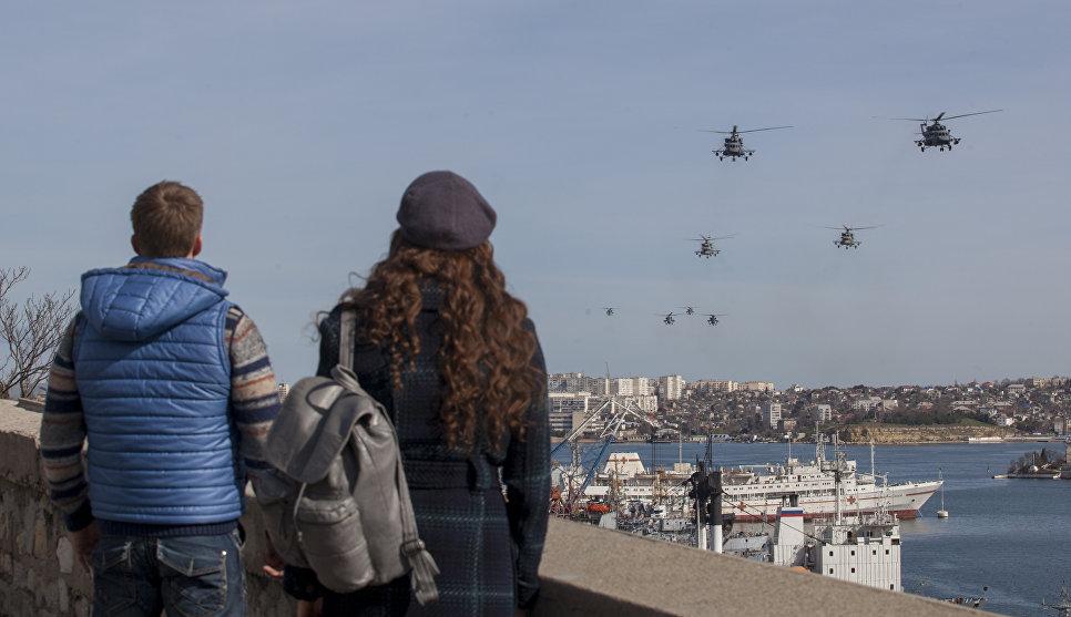 Россияне пожелали отдохнуть в Крыму за миллион рублей