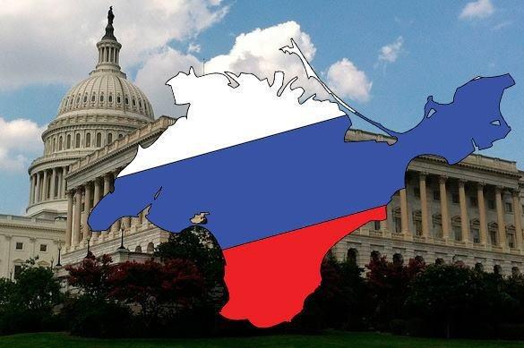The Hill: даже вечные санкции не заставят Россию отдать Крым