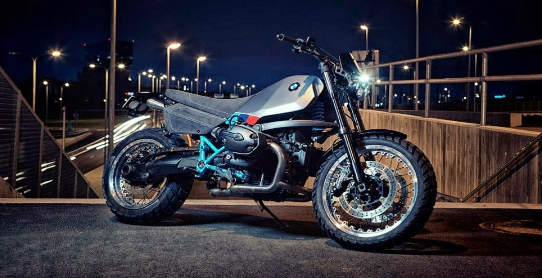 Фото Renard Speed Shop, BMW R1200GS