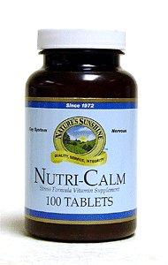 Применение биологически активной добавки «Nutri Calm» (Нутри Калм, NSP, США) в лечении детей с неврозами / и неврозоподобными состояниями