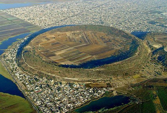 Обзор вулканических кратеров