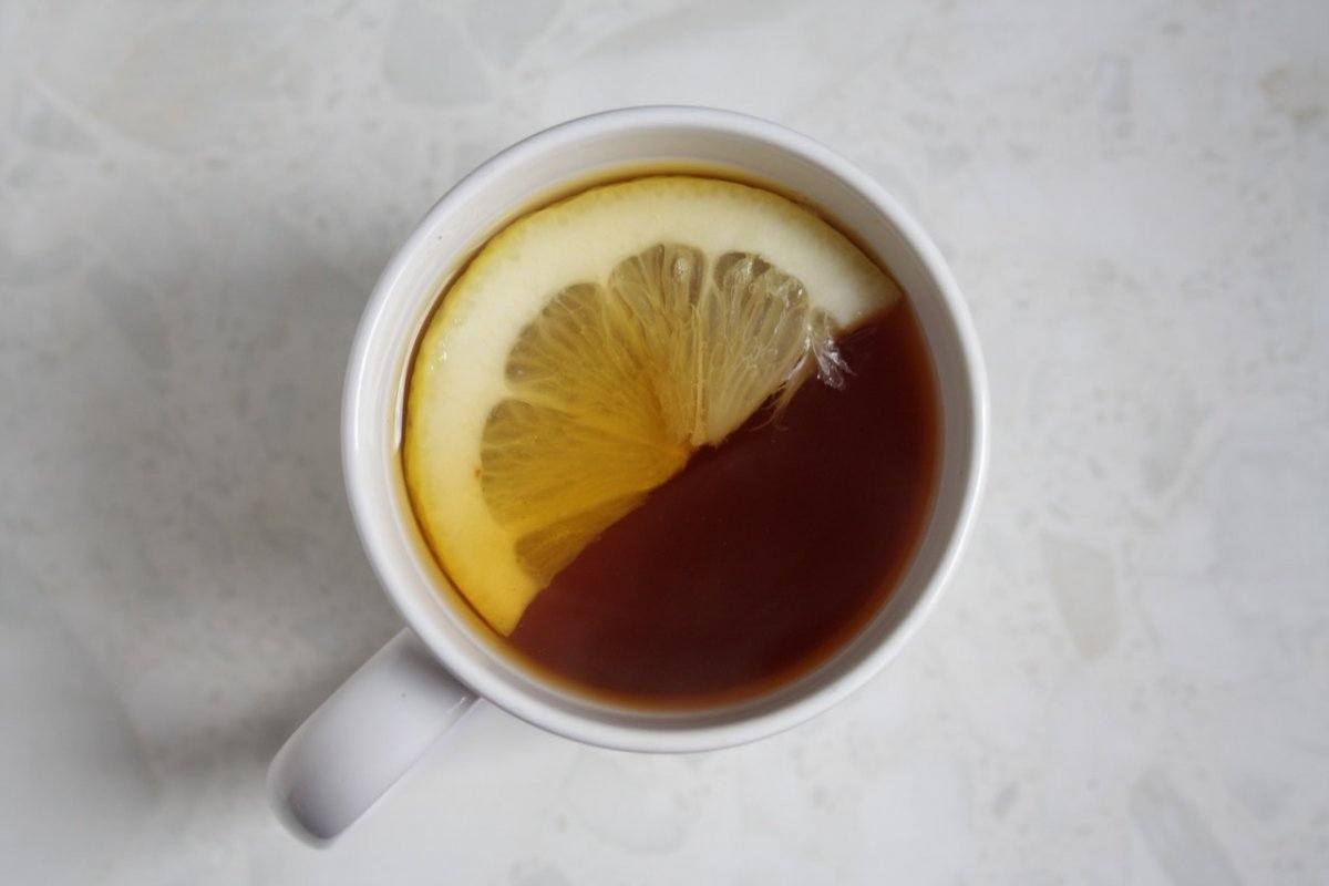 Вот как чай с ломтиком лимона поможет увеличить продолжительность жизни