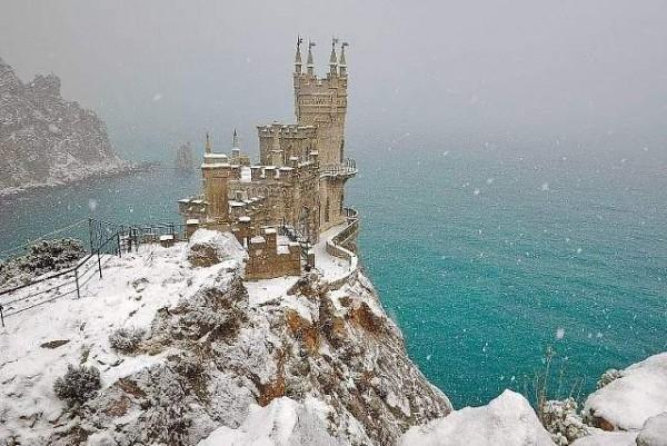 В Крым идёт похолодание, сев…