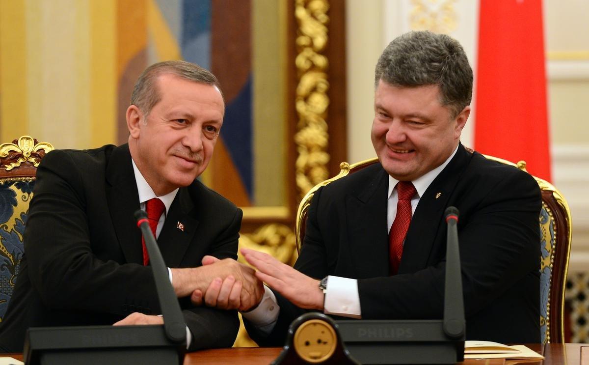 Эрдоган поддержит Украину в вопросе восстановления целостности территории