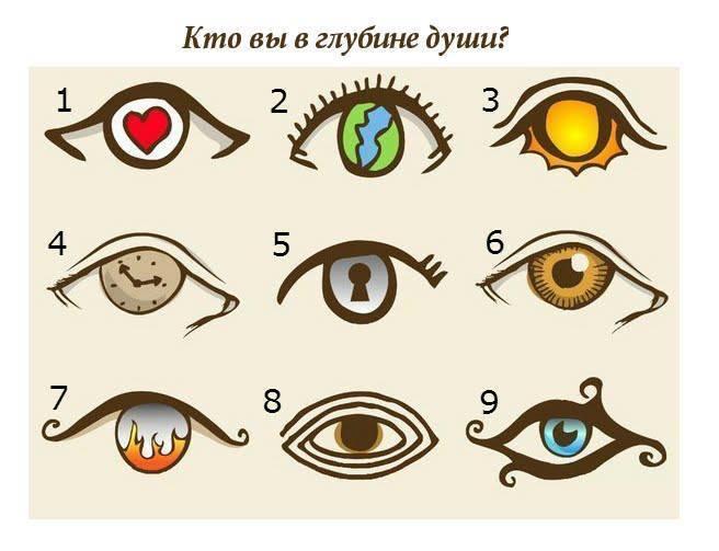 Кто вы в глубине души? (загляните в свое Я!)