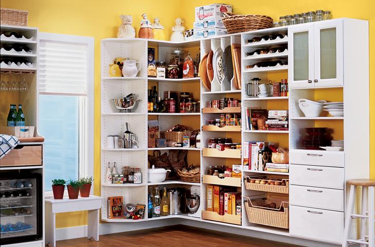 8 хитростей, которые сделают маленькую кухню удобнее