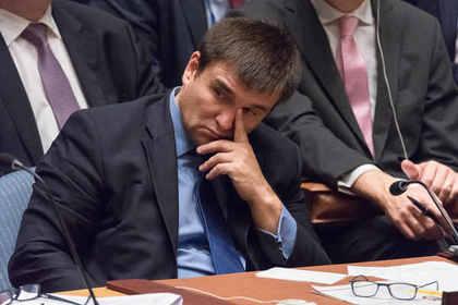 Климкин объяснил проволочку с безвизовым режимом борьбой за власть в ЕС