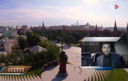 Ведущий Отар Кушанашвили поделился впечатлениями от первого посещения Зарядья