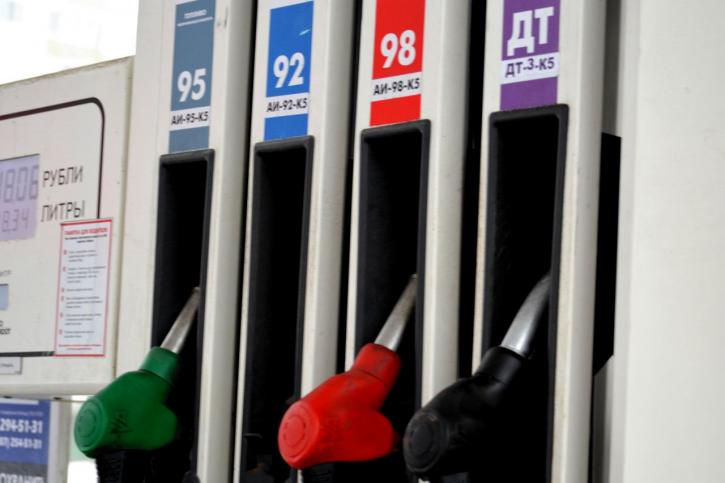 Оптовые цены на бензин в Рос…