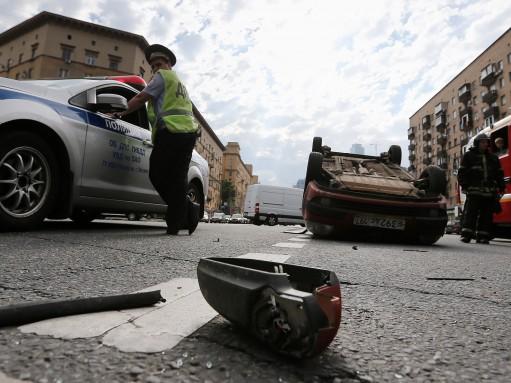 Пермяки - самые неаккуратные водители в России, самые осторожные - белгородцы