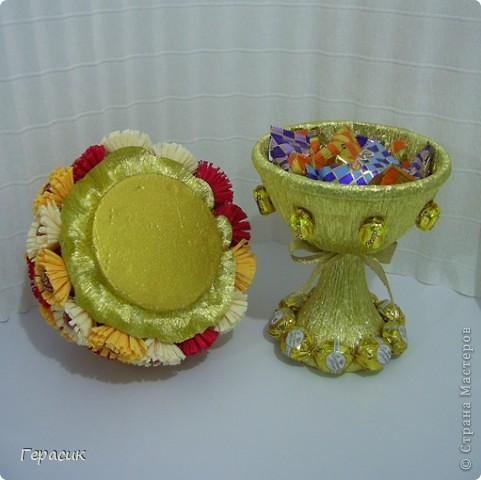 Мастер-класс, Свит-дизайн Моделирование: Яйцо-шкатулка МК Бумага гофрированная, Бутылки пластиковые, Продукты пищевые Пасха. Фото 18