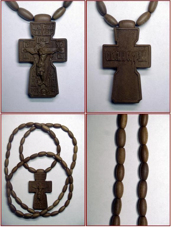 Как сделать нательный крестик из дерева своими руками