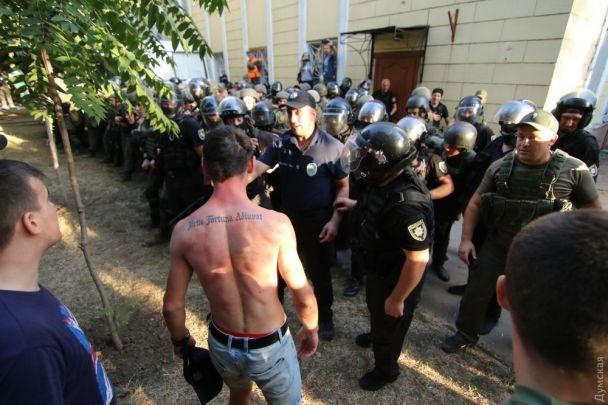 Оправдан, но «наказан»: в Одессе одному из помилованных активистов проломили голову