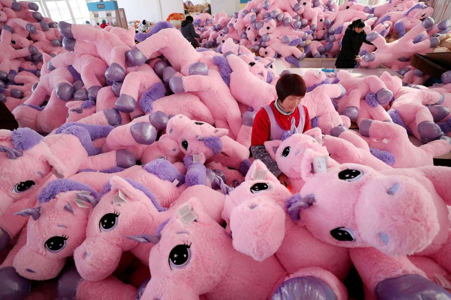 О реальной стране розовых пони