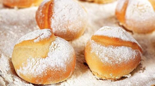 Нежные картофельные булочки