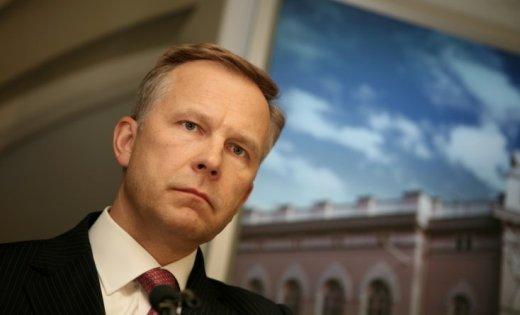 Глава Банка Латвии требовал …