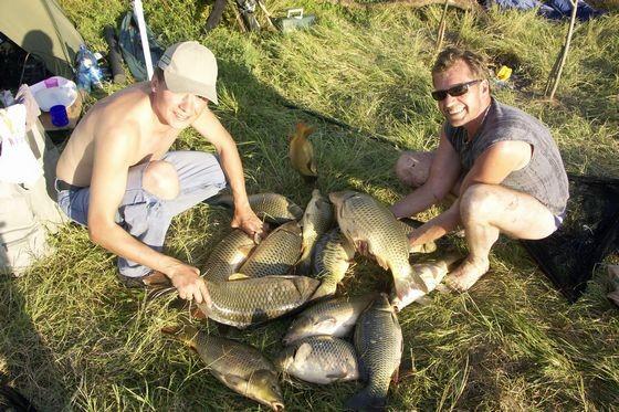 самые рыболовные места россии