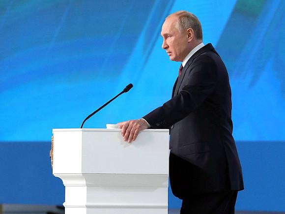 После атаки дронов Путин пре…