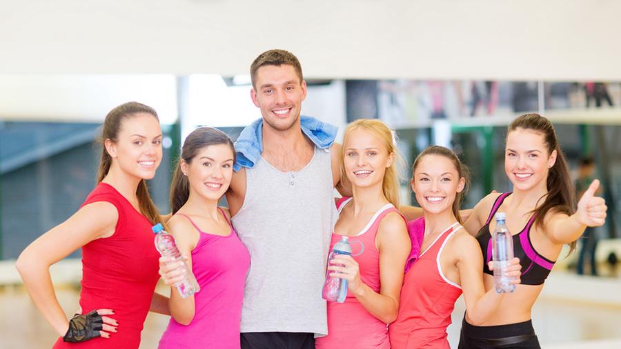 Фитнес с бутылками
