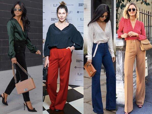Какие блузы сейчас в моде и с чем их носить?