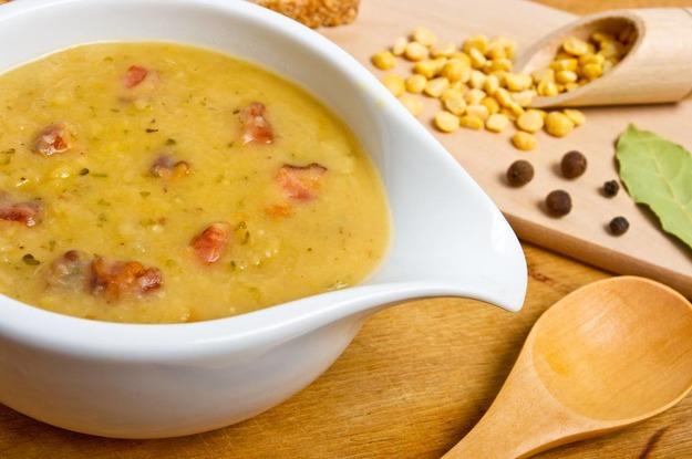 Пять супов, которые согреют в зимний день