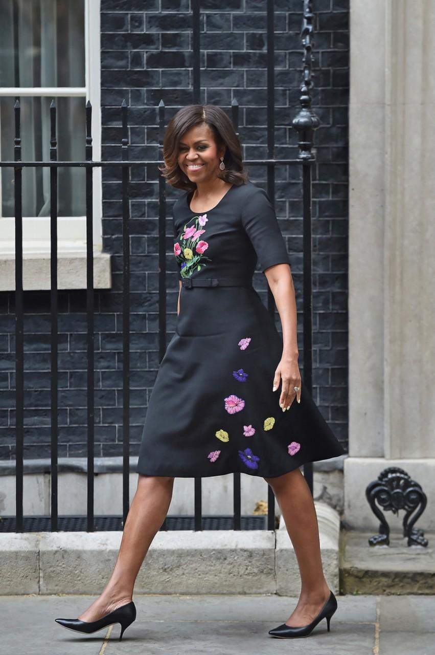 Мишель Обама: эволюция образа бывшей первой леди США