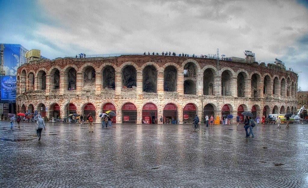 Верона - Арена с большой буквы