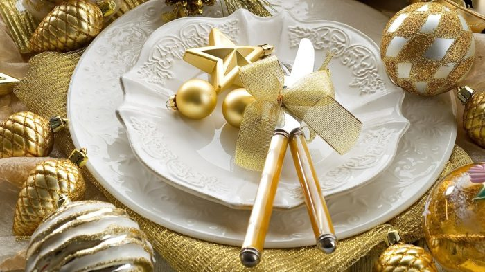 Идеи, которые сделают новогодний стол по-настоящему праздничным