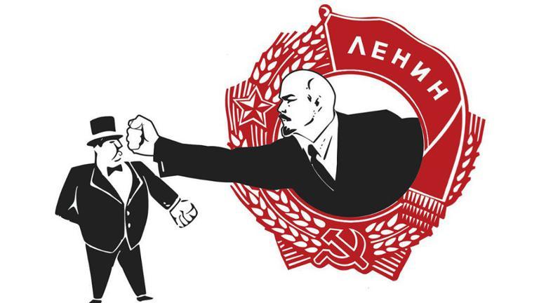 Герман Садулаев. Кто разжигает классовую ненависть – коммунисты или оборзевшие буржуи?