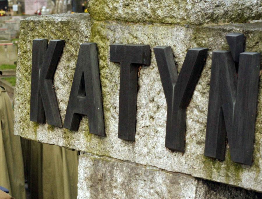 Немцы сами признались, что расстреляли поляков в Катыни