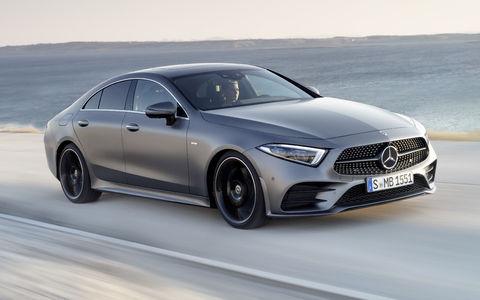 Новый Mercedes-Benz CLS: еще больше чувственности