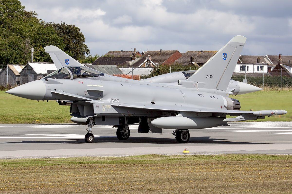 Катарский авиамузей: истребители Eurofighter в дополнение к Rafale и F-15QA