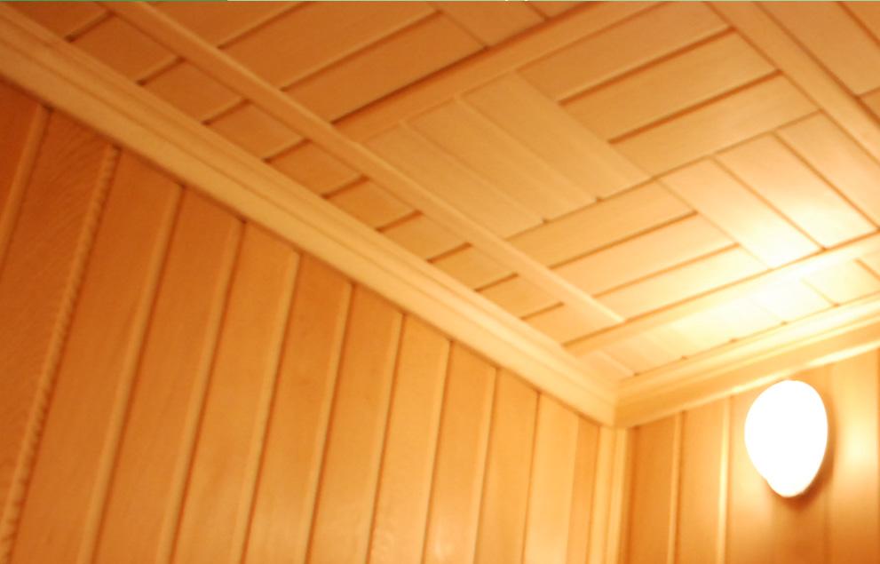 Как сделать потолок деревянной вагонкой 904