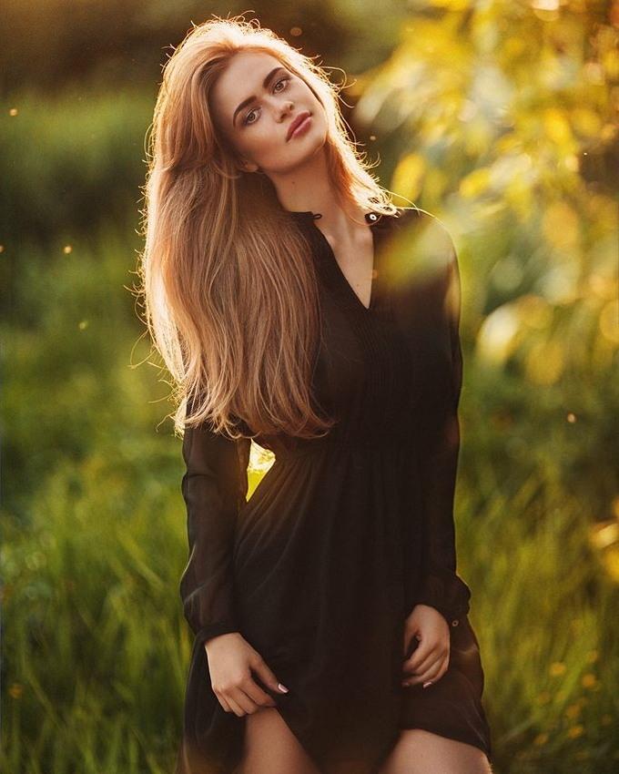 Красивые девушки на снимках Стаса Пушкарева