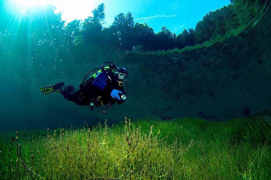 XHsAlBH Призрачный парк Зеленого озера
