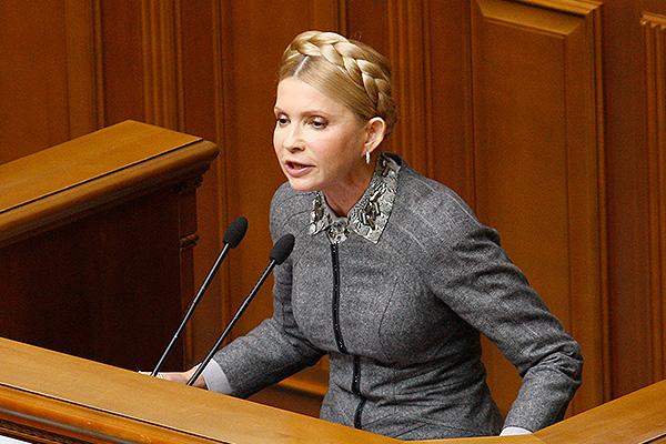 Тимошенко назвала дело о госизмене Януковича политизированным