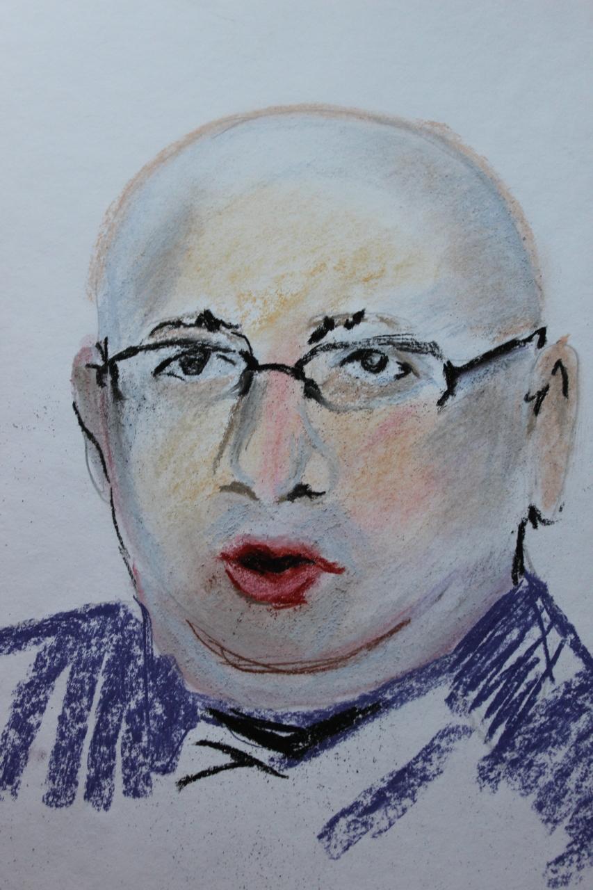 Современный портрет.