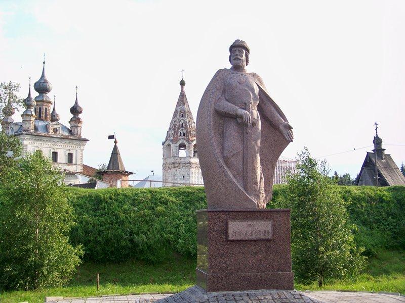 Основан Юрием Долгоруким в 1152 г Города России, владимирская область, красивые места, пейзажи, путешествия, россия