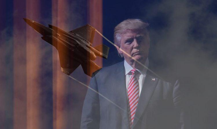 Похороны F-35: Трамп принял фатальное для Lockheed Martin решение