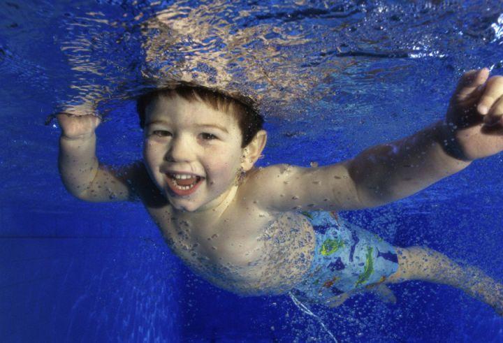 Страх воды у детей