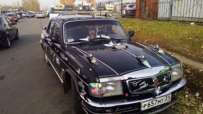 Автомобильные приколы для по…