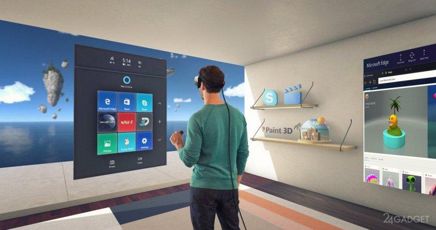 Новое обновление Windows 10 направлено на работу с 3D-контентом