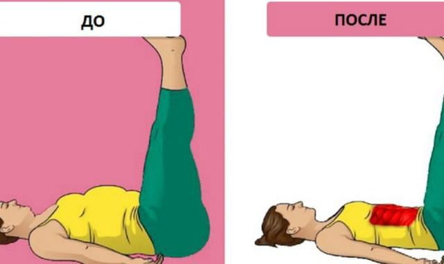 6 лучших упражнений для женщин на пресс, которые вы можете делать не выходя из дома!