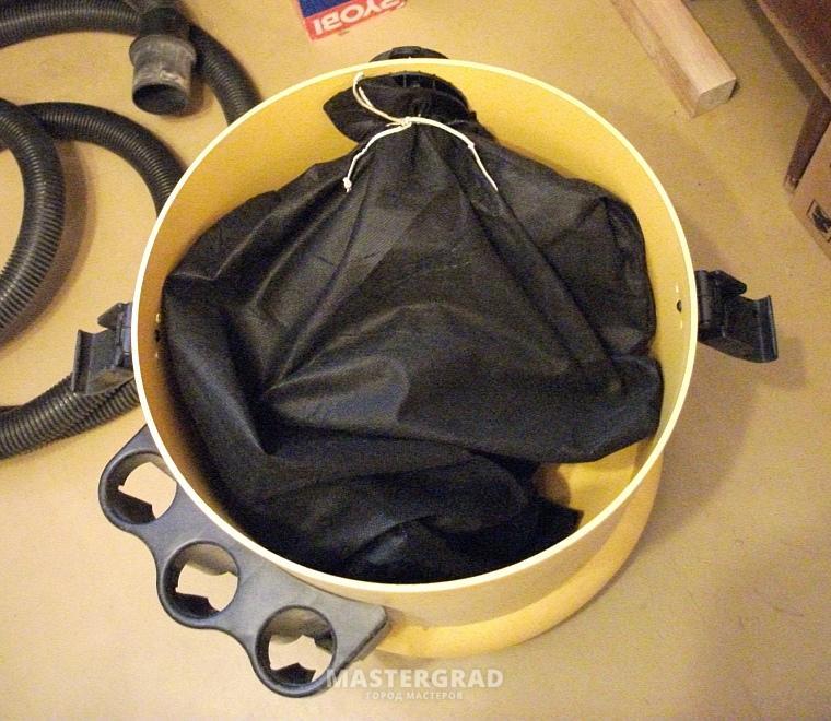 Как своими руками сделать мешок для пылесоса 696