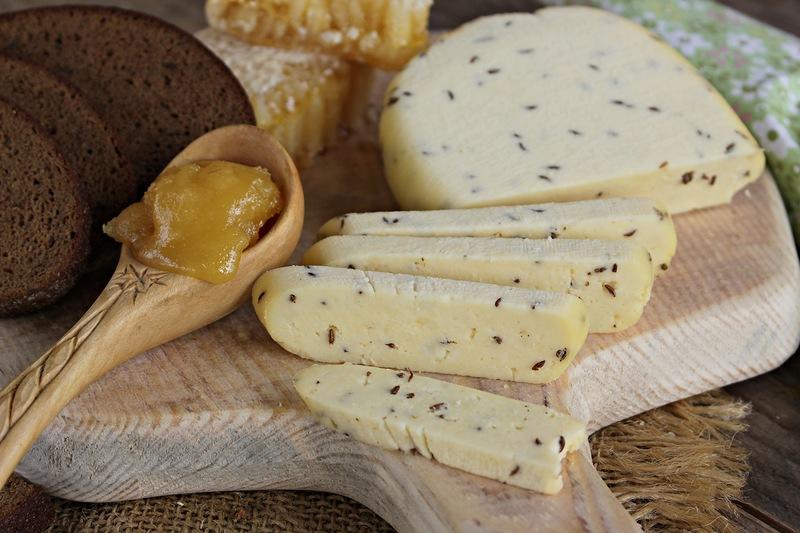 Творожный сыр Дайнава — ну до чего же вкусно!